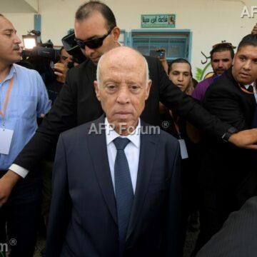 Tunisie: Le juriste Kais Saied élu président avec plus de 75% (TV nationale)
