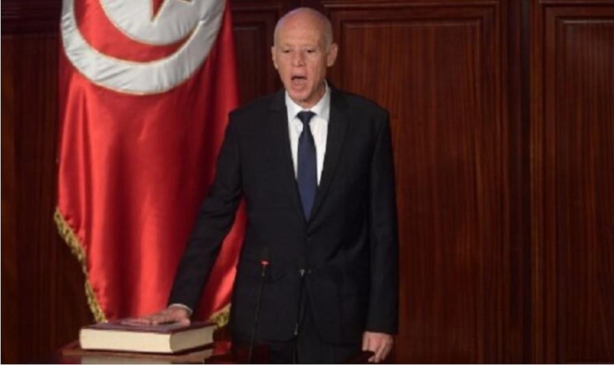 Tunisie : Kaïs Saïed investi dans ses fonctions après son passage devant le Parlement