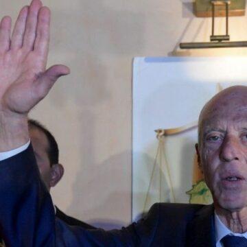 Réactions en Tunisie après l'élection de K. SAIED en TUNISIE