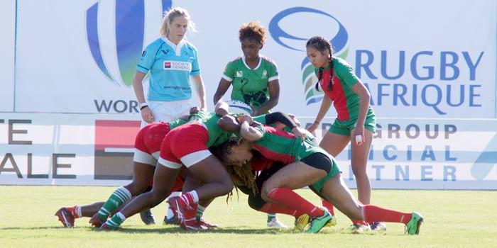 L'Afrique du Sud sacrée championne et le Kenya décroche sa place pour les Jeux Olympiques de Tokyo 2020