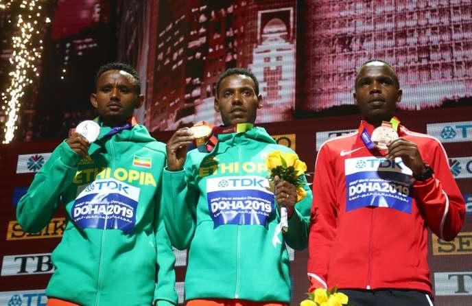 Mondiaux d'Athlétisme : l'Afrique repart de Doha avec 27 médailles dont 9 en Or