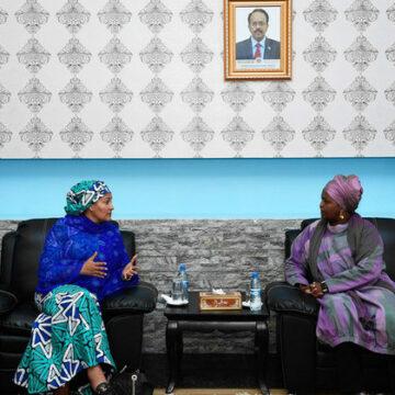 Somalie : Les femmes saluées pour leur engagement à l'instauration de la paix
