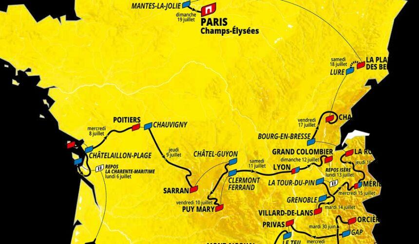 Tour De France 2020 Heute