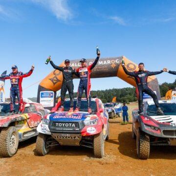 Rallye du Maroc : le pilote sud-africain Giniel de Villiers remporte l'édition 2019