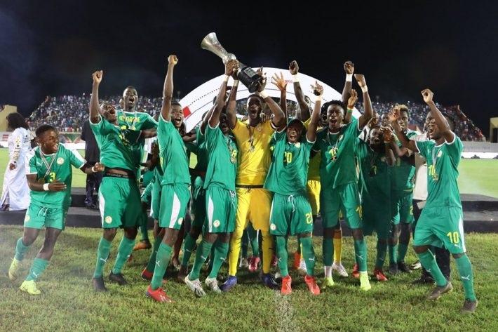Tournoi UFOA 2019/Le Sénégal brise le mauvais sort et remporte son 1er tournoi continental en A'