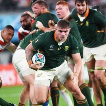 Mondial de Rugby 2019 : l'Afrique du Sud en quête d'une 3ème finale ce dimanche