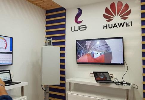 Telecom Egypt et Huawei Égypte ont présenté leurs applications 5G lors de la Conférence mondiale des radiocommunications
