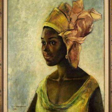 Afrique/Art : un tableau de l'artiste nigérian Ben Enwonwu adjugé à 1,3 millions d'euros