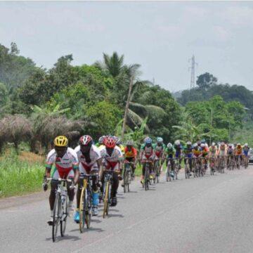 Après le Ghana en 2018, la 3ème étape du Tour du Faso est passée le Togo