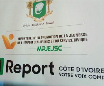 La Côte d'Ivoire le premier pays francophone au monde  à franchir la barre du million en terme en termes de nombre de U-Reporters