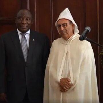 Le renforcement de l'axe Rabat-Pretoria pour une intégration africaine plus effective