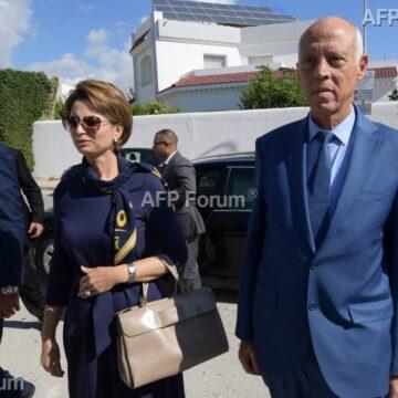 Présidentielle en Tunisie: Kais Saied, la révolution austère