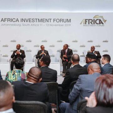 AIF 2019 : « le Forum pour l'investissement en Afrique n'est pas un lieu de discussions stériles »