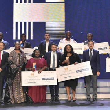 Africa Netpreneur Prize : la Fondation Jack Ma octroie 1 million de dollars à 10 entrepreneurs africains