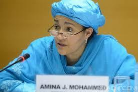 Amina Mohammed soutient le rôle des femmes pour consolider les progrès dans la Corne de l'Afrique