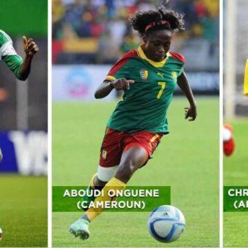 Joueuse Africaine de l'Année : Le Nigeria puissance 3