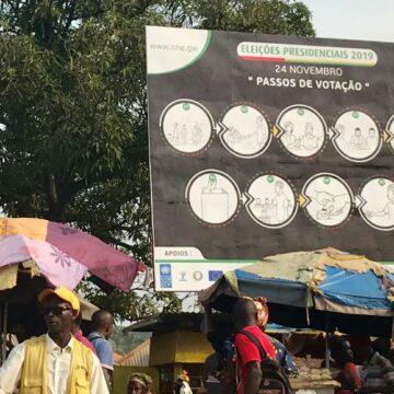 Guinée-Bissau : l'élection présidentielle maintenue  sur le 24 novembre