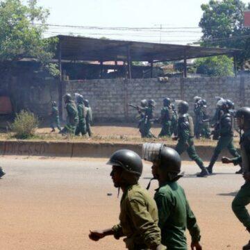 Situation inquiétante sur les Droits de l'Homme  en Guinée (Amnesty)
