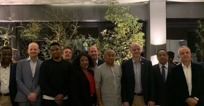 Tournée africaine : Gianni Infantino veut porter le football africain au sommet du monde