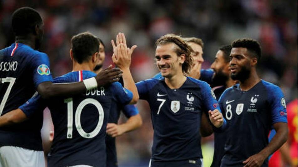 Euro 2020 : la France de Mbappé et 19 autres sélections déjà qualifiées, plus que 4 places à prendre