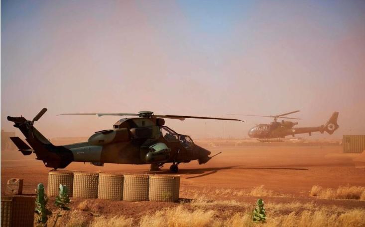 Sahel : 13 soldats français succombent suite à un accident d'hélicoptères