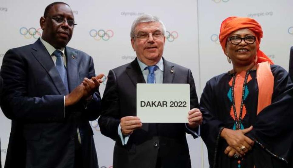 JOJ 2022 : 54 milliards Fcfa du CIO pour accompagner Dakar dans l'organisation