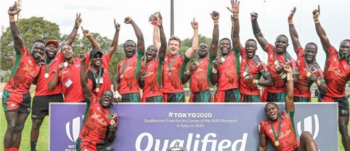 Rugby Africa Men's Sevens 2019 : le Kenya vainqueur valide son ticket pour les JO 2020