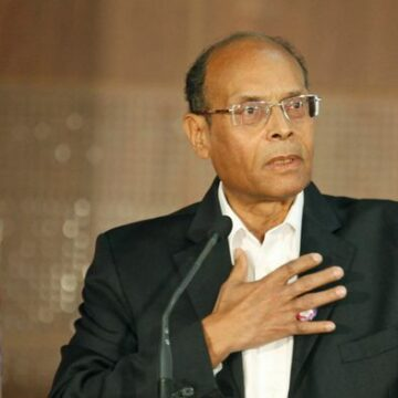 L'ex-président tunisien, Moncef Marzouki tourne le dos à sa carrière politique