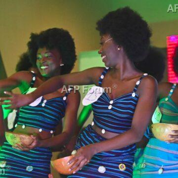 Côte d'Ivoire: un concours «Miss Nappy» pour promouvoir les cheveux naturels