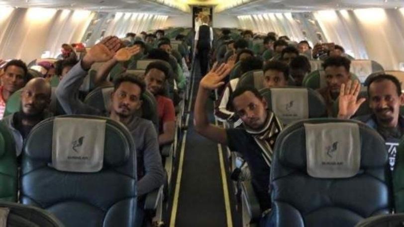 Le Rwanda accueille à nouveau des réfugiés en provenance de Libye