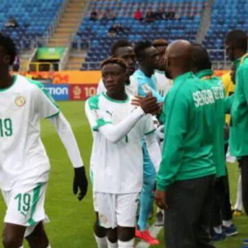 Mondial U17 : le Sénégal dernière équipe africaine en lice, tombe face à l'Espagne