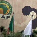 Finales de la CAF suspendues