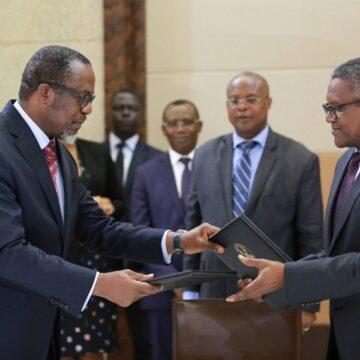 Secteur minier : L'Etat togolais et le groupe Dangoté scellent deux importants contrats