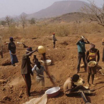 Les jihadistes font de l'or du Sahel une nouvelle source de revenus (ONG)