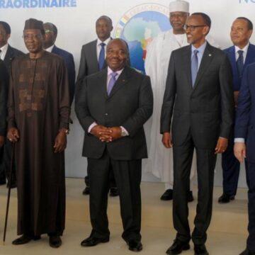 CEEAC/ Réforme : un sommet extraordinaire prévue le 18 décembre