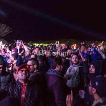 Un sifflet contre le harcèlement sexuel lors d'un festival en Tunisie