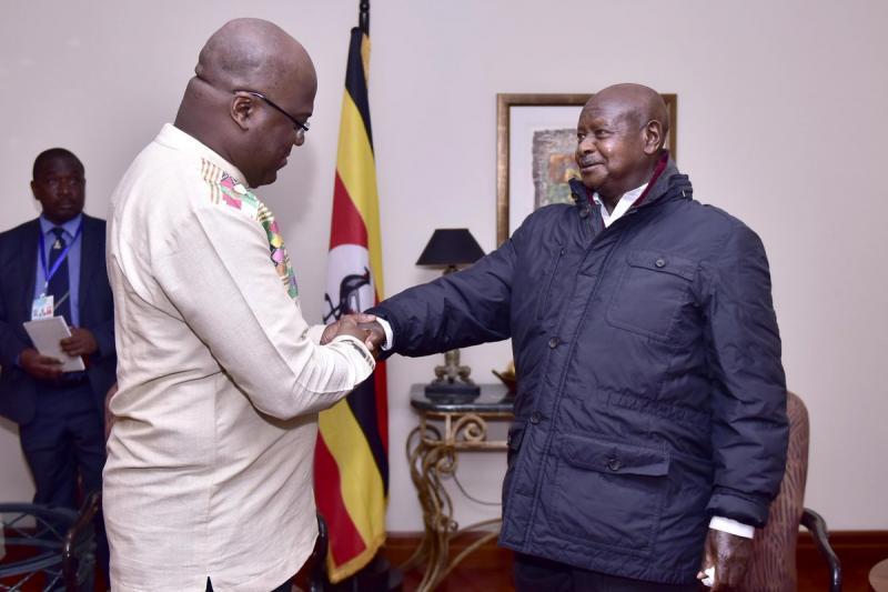 RDC : Tshisekedi évoquer la pacification de l'est de la RDC