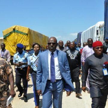 Prorogation fermeture des frontières nigérianes : la CEDEAO va à l'information