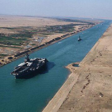 Le canal de Suez «essentiel» pour l'Egypte (président de l'Autorité)