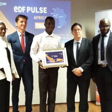 Côte d'Ivoire : Une start-up ivoirienne remporte le 1er prix du EDF Pulse Africa Tour édition 2019