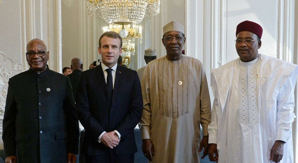 Lutte anti-terrorisme: les pays du Sahel plaident pour plus de moyens à l'Elysée
