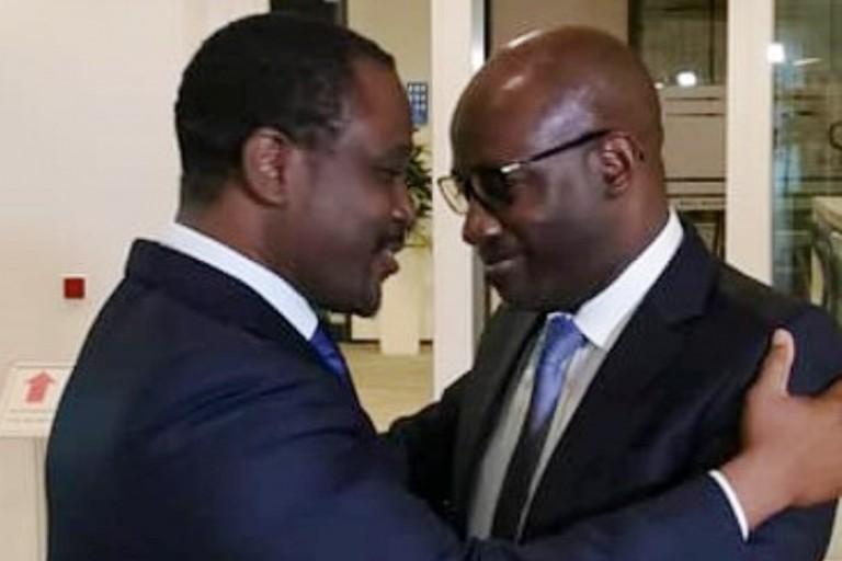 Côte d'Ivoire: Blé Goudé et Soro, deux frères ennemies en voix de se lier d'amitié ?