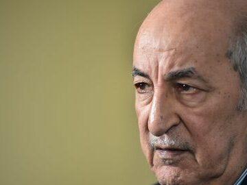 Présidentielle algérienne : Abdelmadjid Tebboune élu au premier tour avec 58,15 %