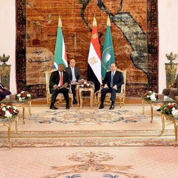 Le Caire et Pretoria veulent densifier leurs échanges