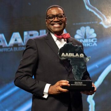 All Africa Business Leaders Awards 2019: Akinwumi Adesina succède à Paul Kagamé