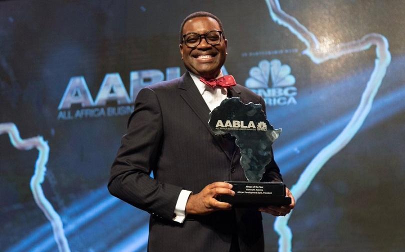 All Africa Business Leaders Awards 2019: Akinwumi Adesina succède à Paul Kagamé