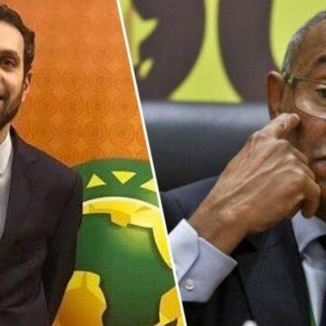 L'Égyptien Amr Fahmy démarre officiellement sa campagne pour renverser Ahmad Ahmad