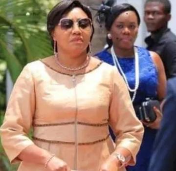 Le titre de « Championne de la prévention des violences sexuelles » décerné à la first lady de la RDC