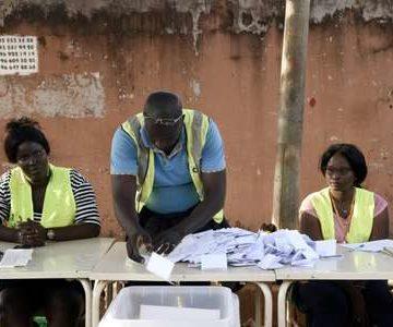 Les résultats du deuxième tour attendus mercredi en Guinée Bissau