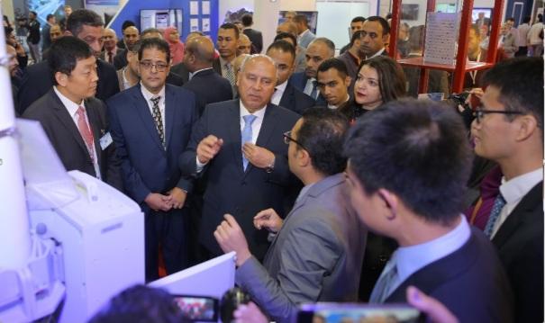 Huawei renforce sa présence en Egypte en participant à l'ICT Caire 2019